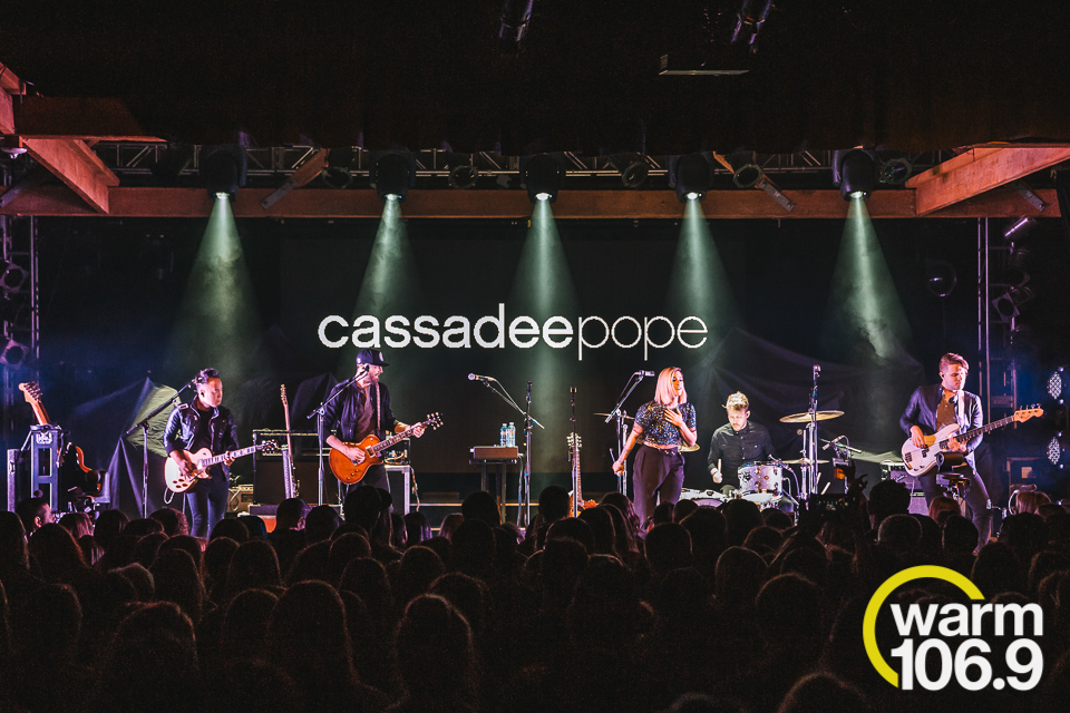 Cassadee Pope at Showbox SoDo