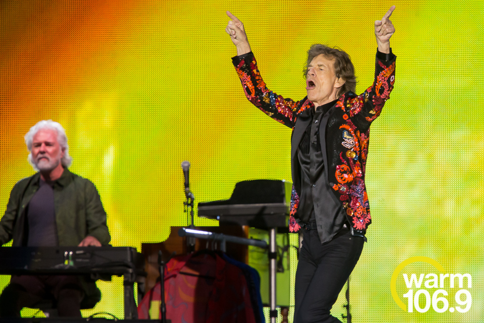 The Rolling Stones at CenturyLink Field