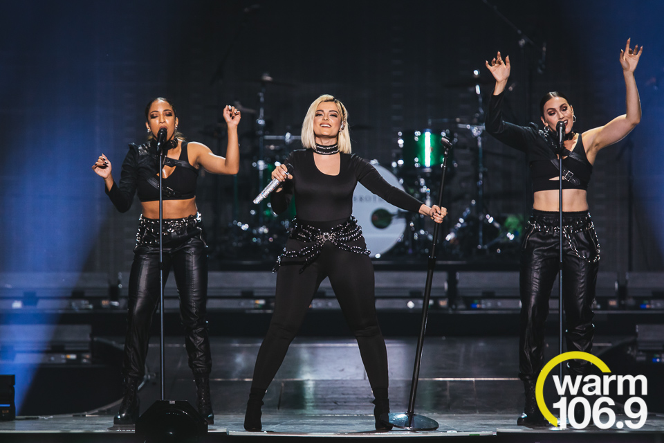 Bebe Rexha at Tacoma Dome