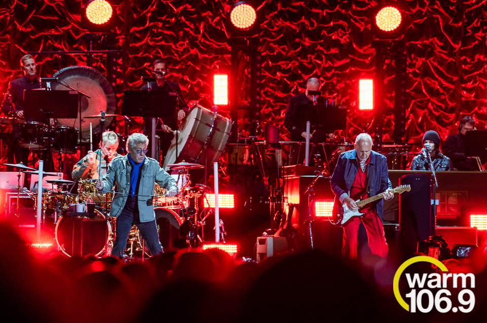 The Who at T-Mobile Park