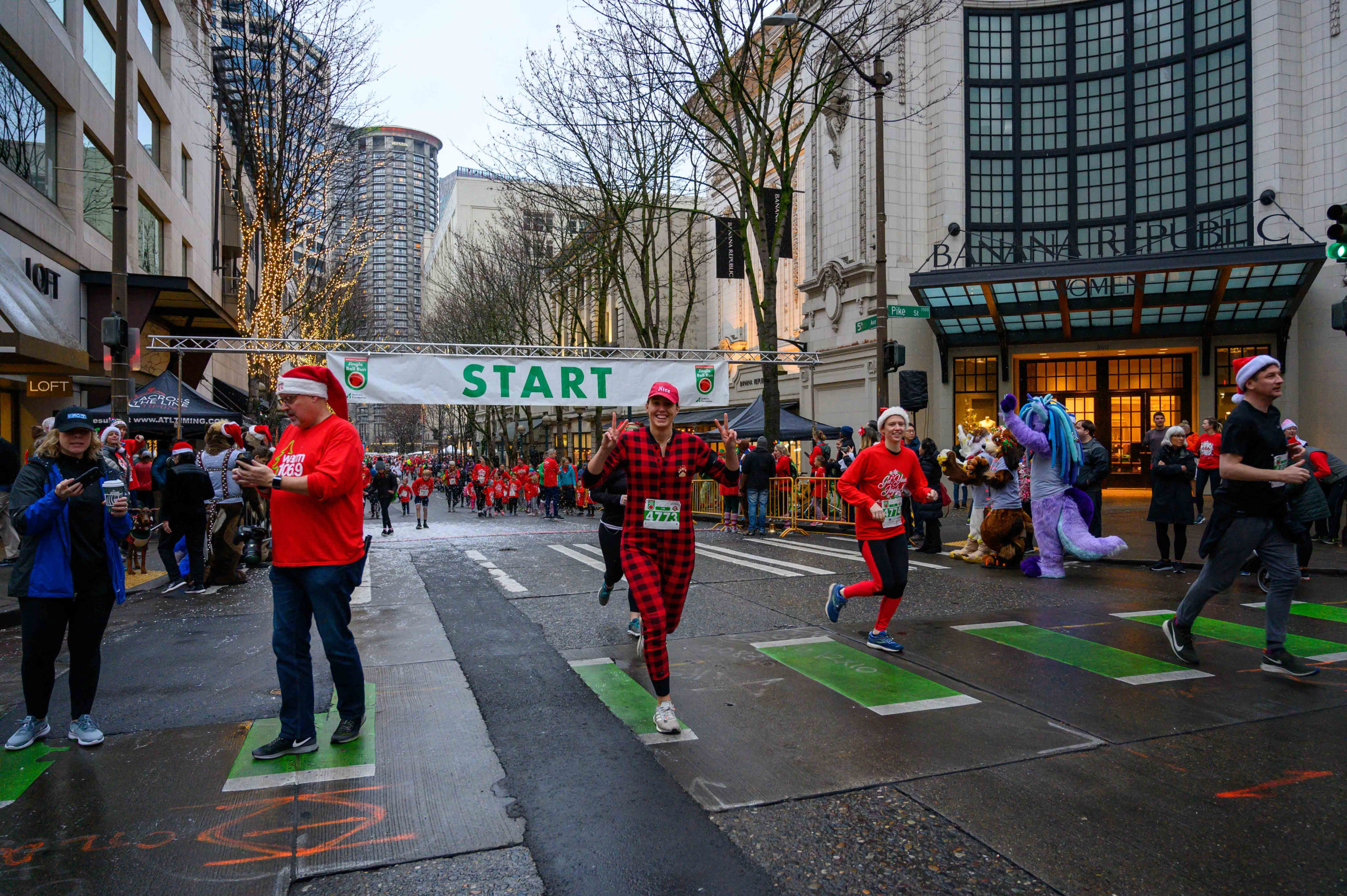 Arthritis Foundation Jingle Bell Run Seattle 2019_ © Jose Moreno (3)