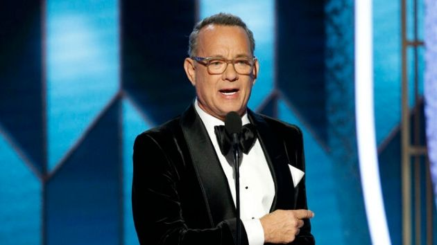 Tom Hanks takes questions from himself while kicking off 'SNL's at-home edition