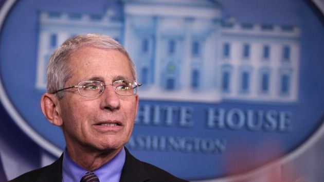 "Fauci says COVID-meetings with Trump have ""dramatically decreased"""