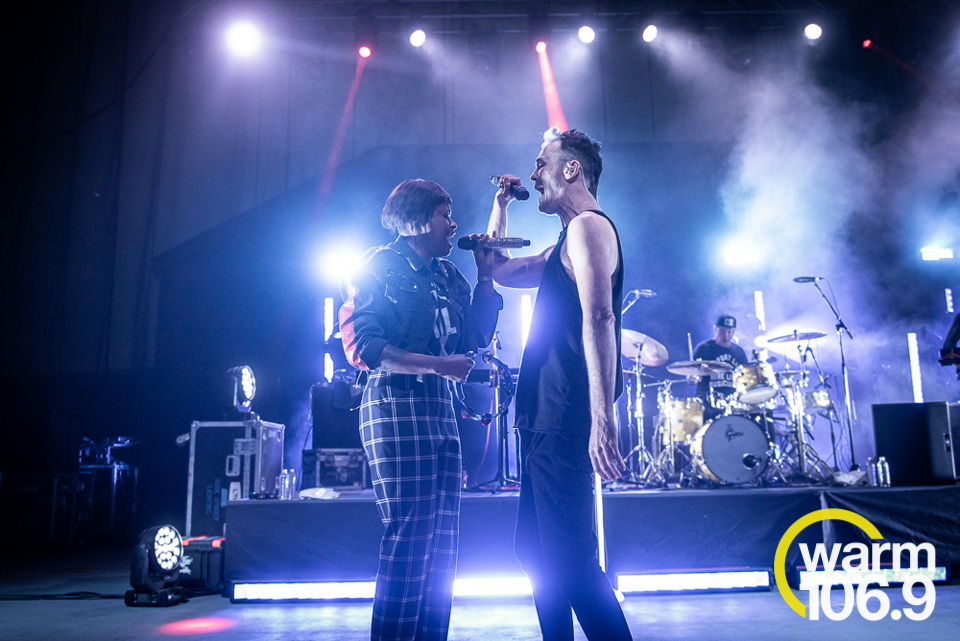 Fitz and the Tantrums at Chateau Ste Michelle