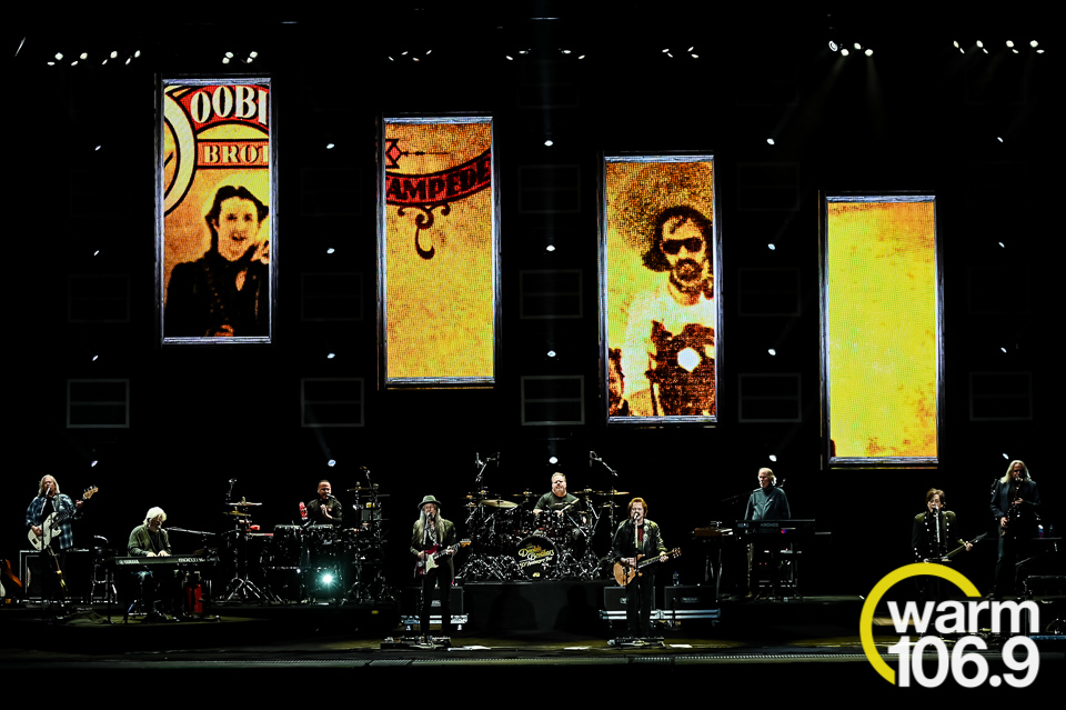 The Doobie Brothers at White River Amphitheatre